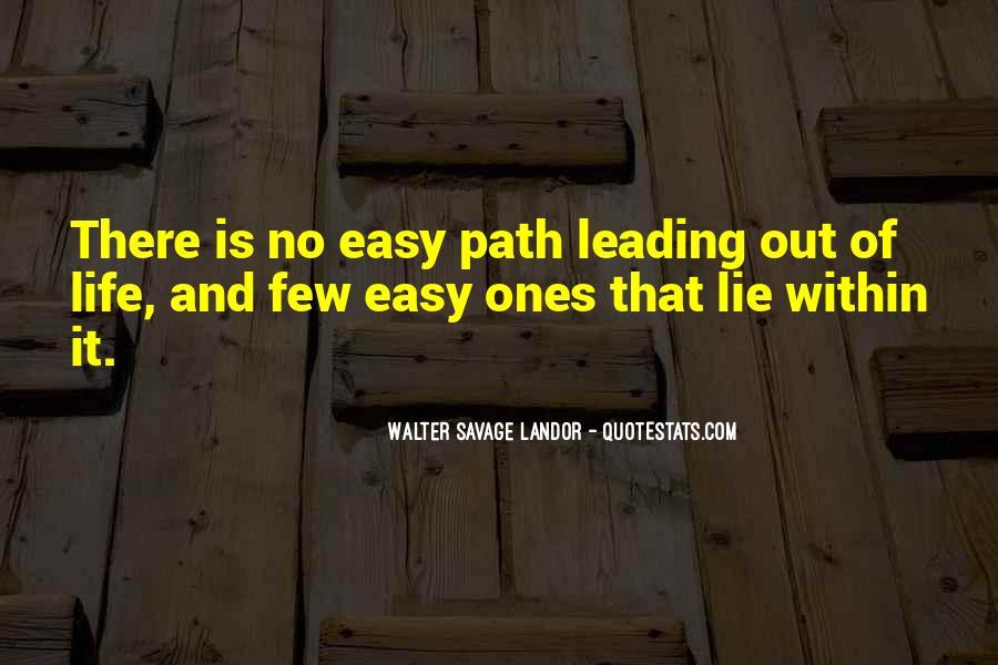 Walter Savage Landor Quotes #134920