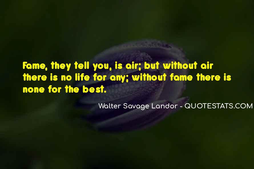 Walter Savage Landor Quotes #189014