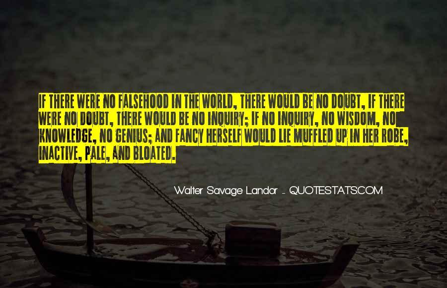 Walter Savage Landor Quotes #240602