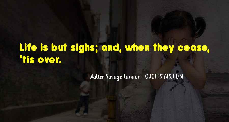 Walter Savage Landor Quotes #264532