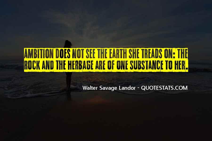 Walter Savage Landor Quotes #281914