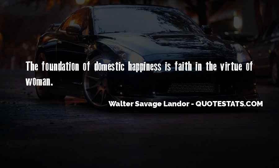 Walter Savage Landor Quotes #307159