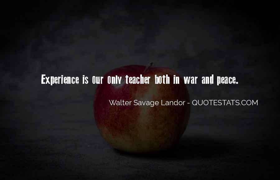 Walter Savage Landor Quotes #308897