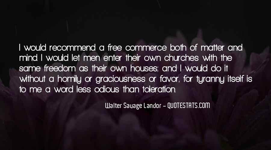 Walter Savage Landor Quotes #339493