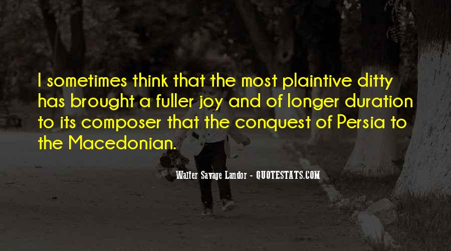 Walter Savage Landor Quotes #403872