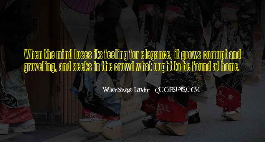 Walter Savage Landor Quotes #41658