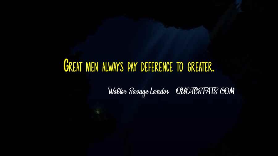 Walter Savage Landor Quotes #436938
