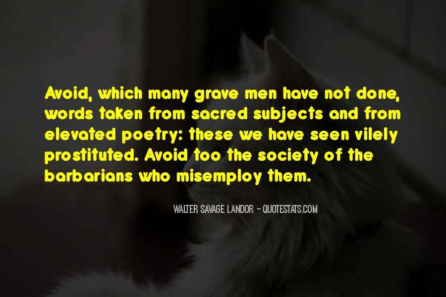 Walter Savage Landor Quotes #460060