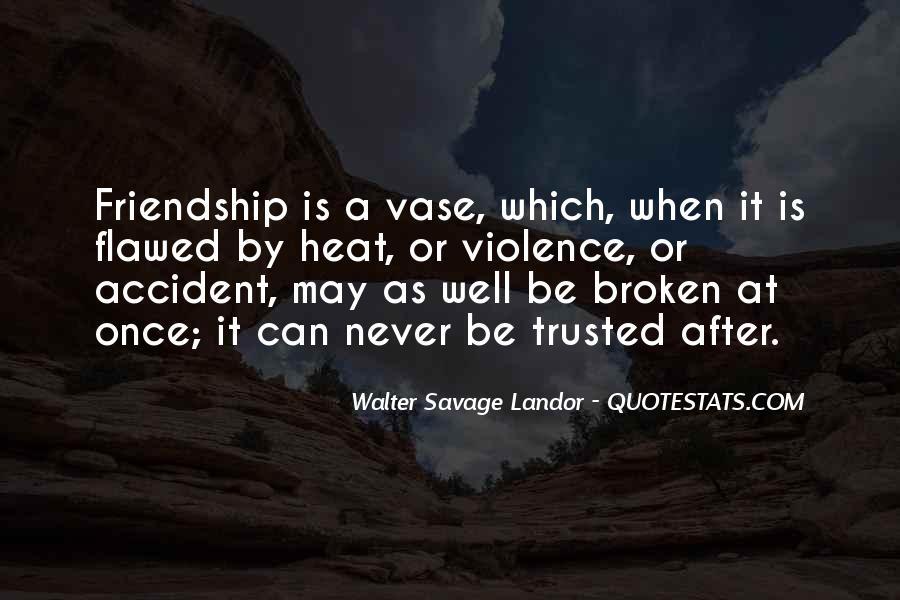 Walter Savage Landor Quotes #498813