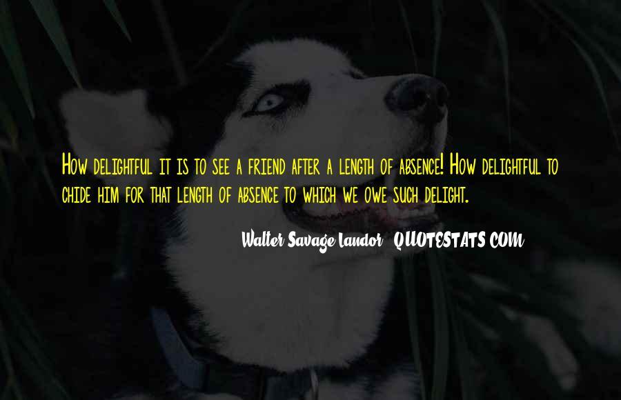 Walter Savage Landor Quotes #508668