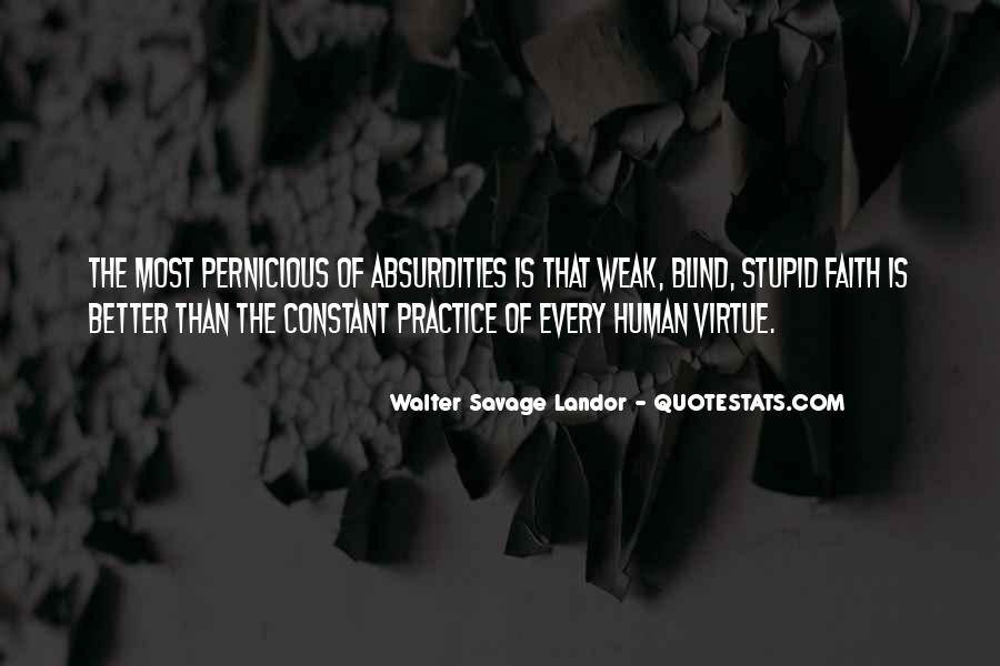 Walter Savage Landor Quotes #553029