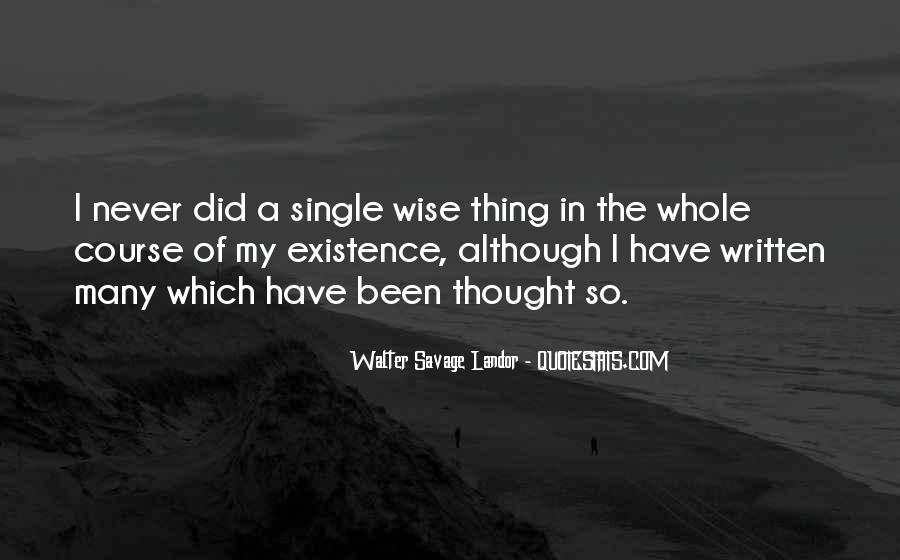 Walter Savage Landor Quotes #661051