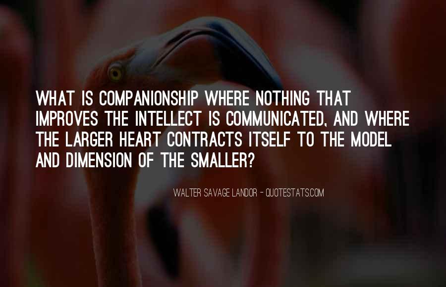 Walter Savage Landor Quotes #703659