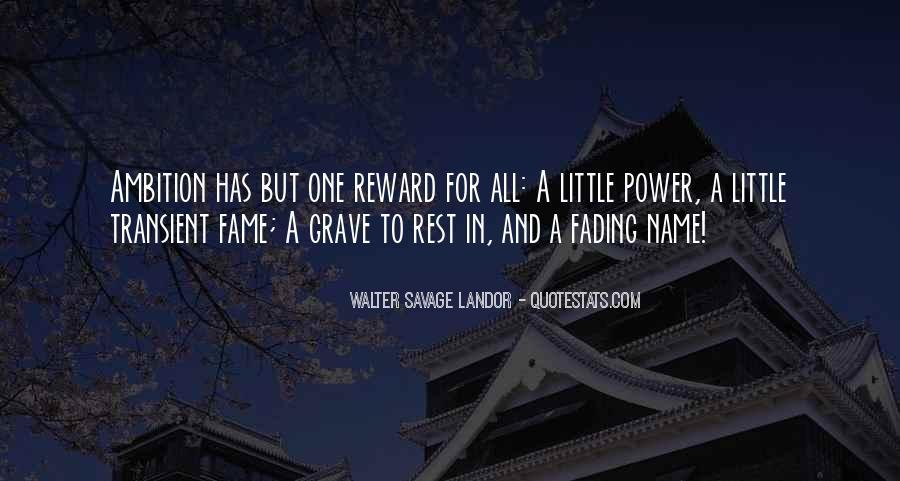 Walter Savage Landor Quotes #740463