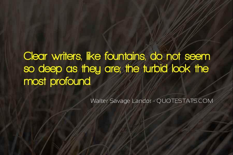Walter Savage Landor Quotes #810124