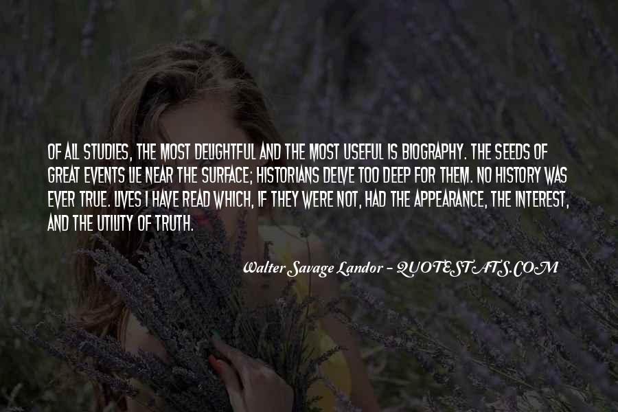 Walter Savage Landor Quotes #830371