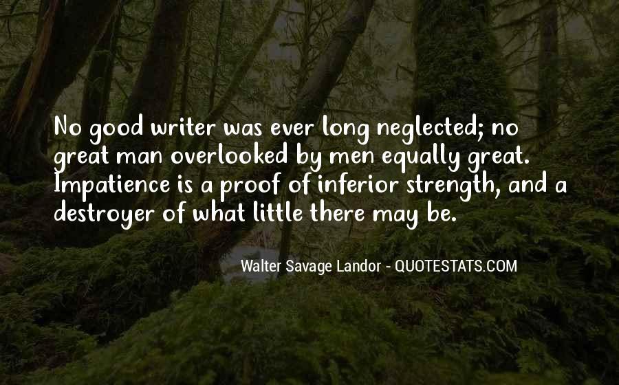 Walter Savage Landor Quotes #830611