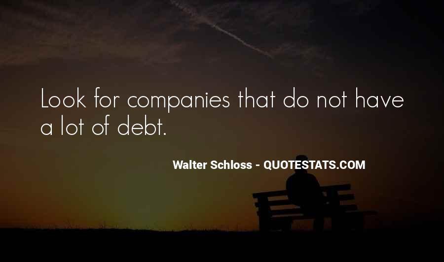 Walter Schloss Quotes #1032215