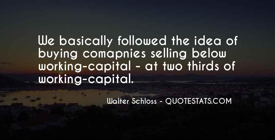Walter Schloss Quotes #1162269