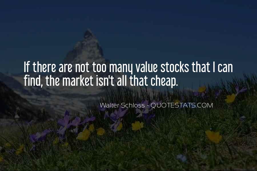 Walter Schloss Quotes #1424883