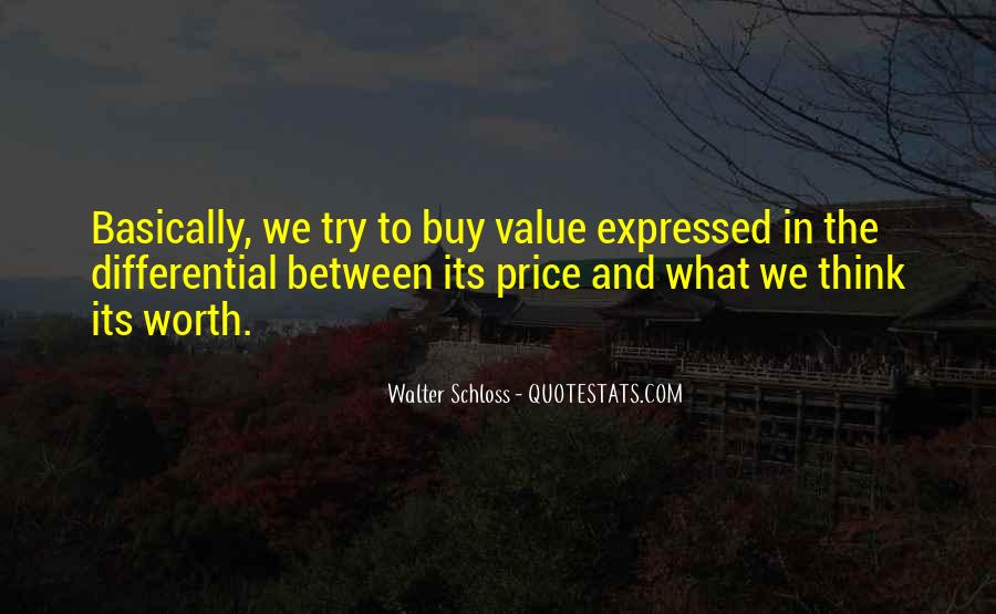 Walter Schloss Quotes #1754754