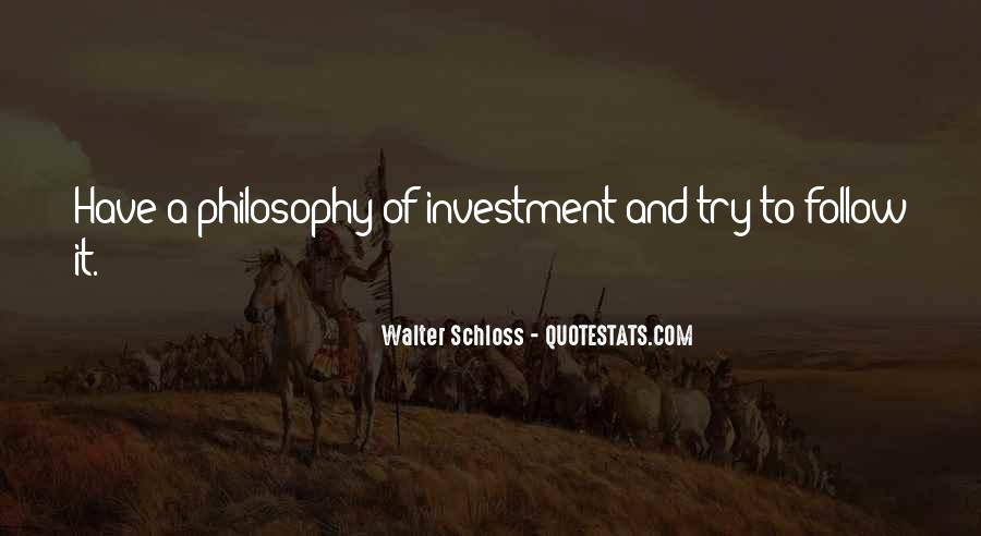 Walter Schloss Quotes #6475