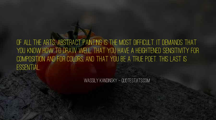 Wassily Kandinsky Quotes #1262076