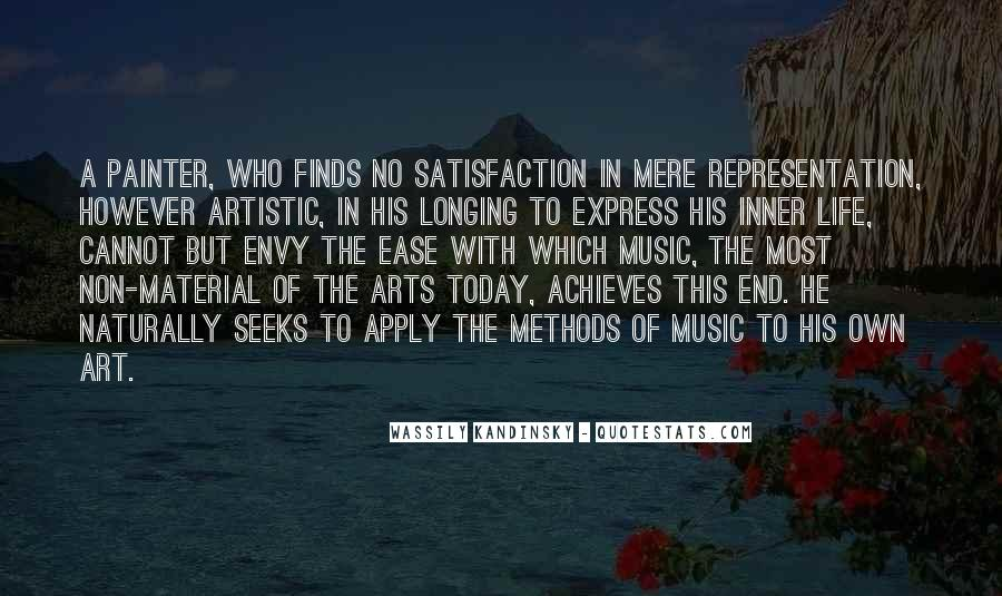Wassily Kandinsky Quotes #1379333