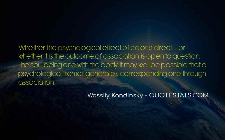 Wassily Kandinsky Quotes #1514006