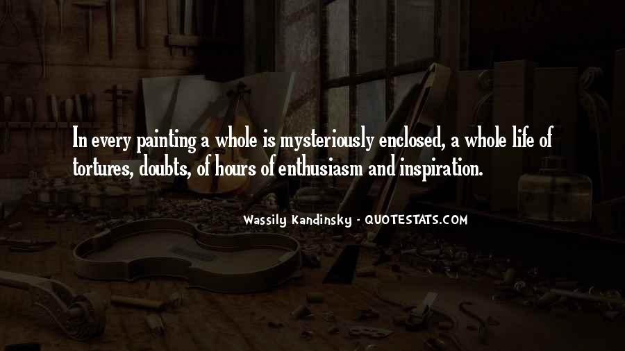 Wassily Kandinsky Quotes #1540531