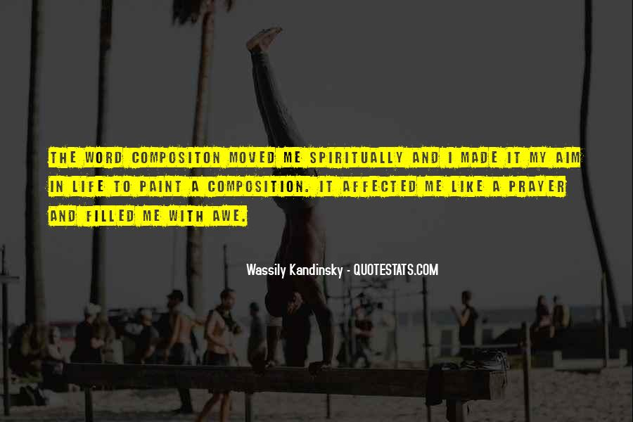 Wassily Kandinsky Quotes #1609404