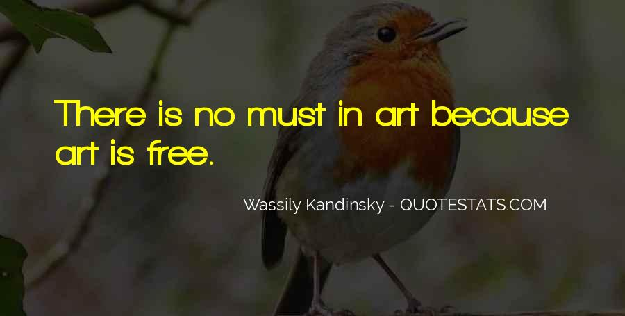 Wassily Kandinsky Quotes #1874920