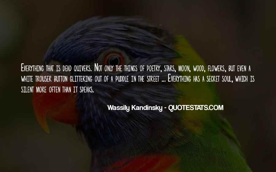 Wassily Kandinsky Quotes #328869