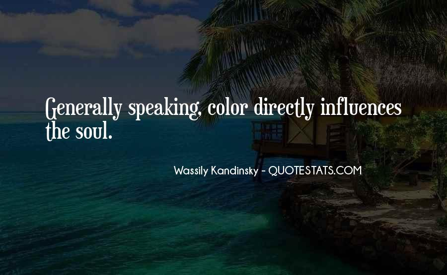 Wassily Kandinsky Quotes #690715