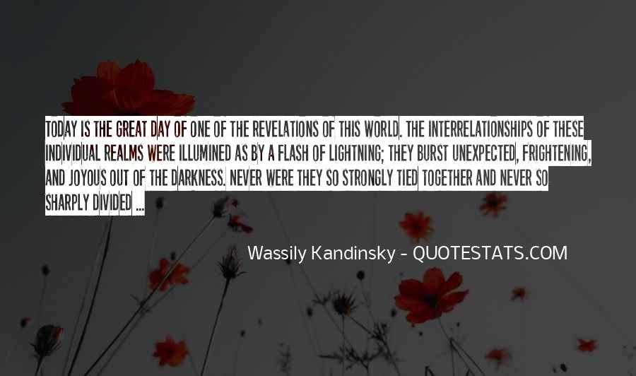 Wassily Kandinsky Quotes #695383