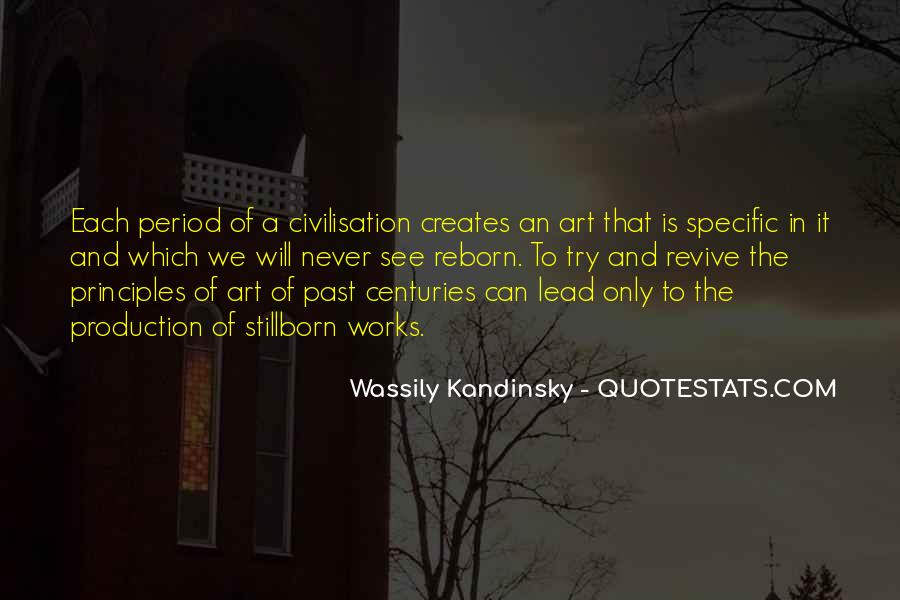 Wassily Kandinsky Quotes #909174