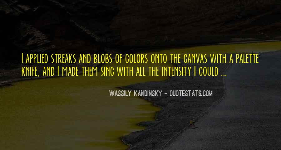 Wassily Kandinsky Quotes #931724
