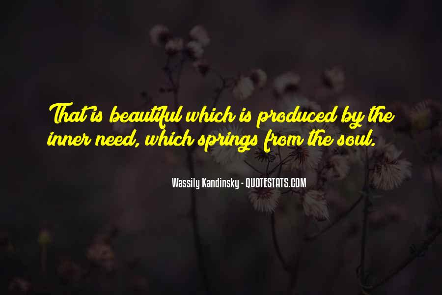 Wassily Kandinsky Quotes #939420
