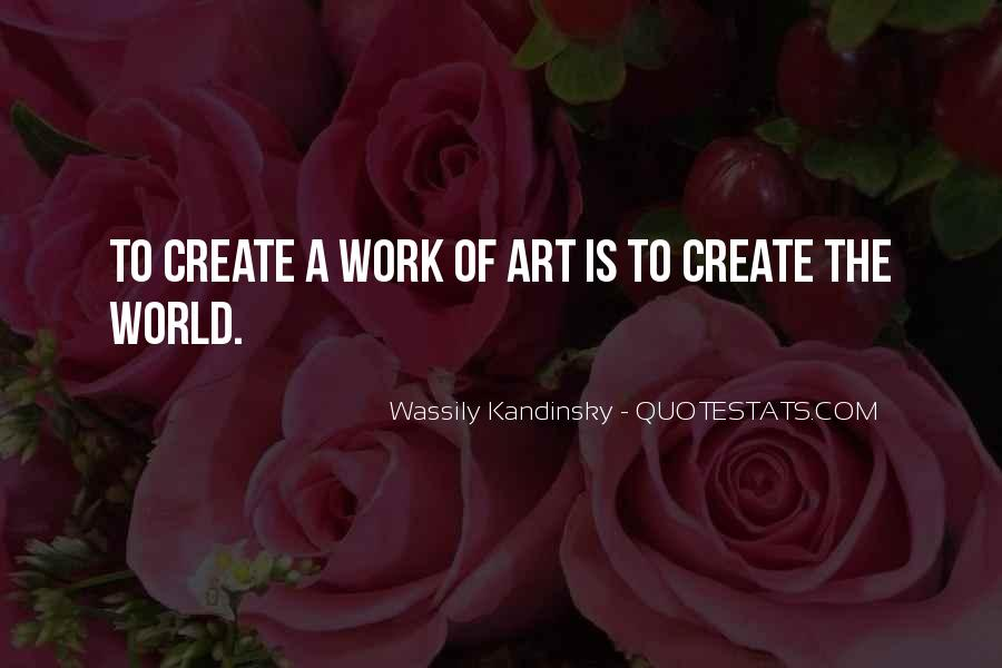 Wassily Kandinsky Quotes #947777