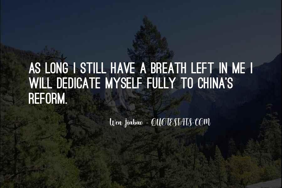 Wen Jiabao Quotes #1354394