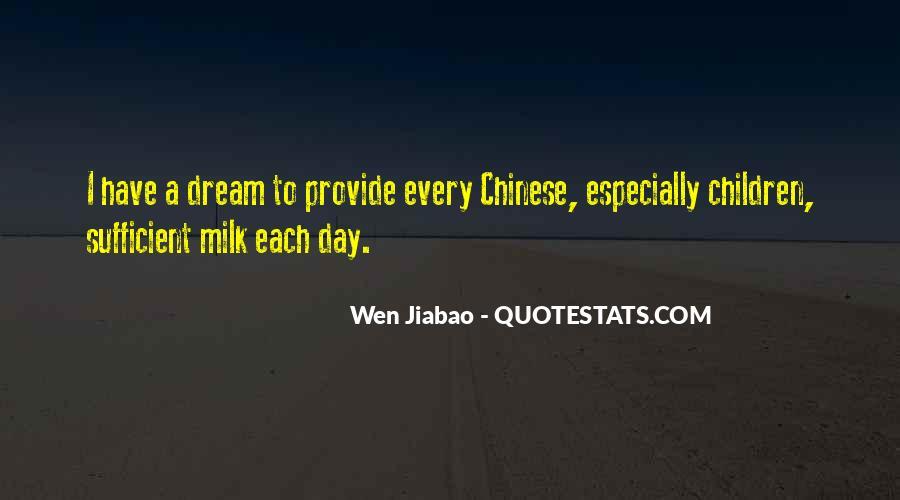 Wen Jiabao Quotes #215177