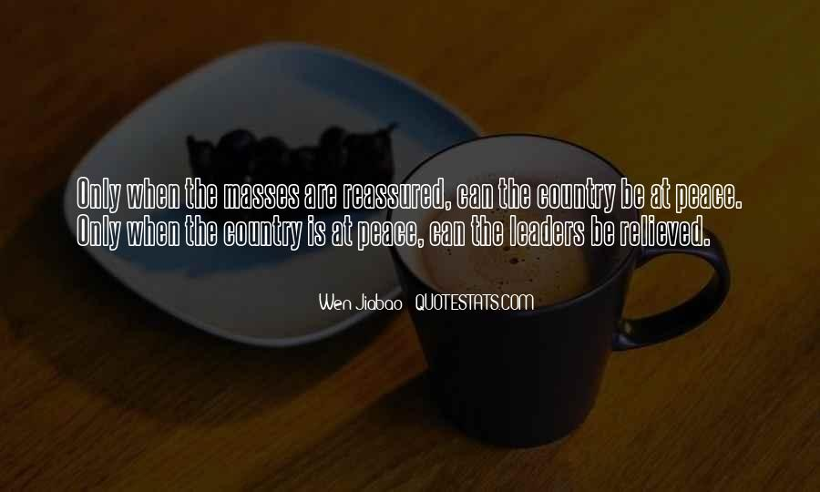 Wen Jiabao Quotes #280680