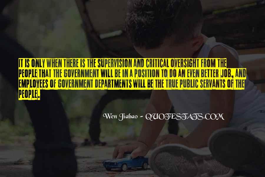 Wen Jiabao Quotes #430493