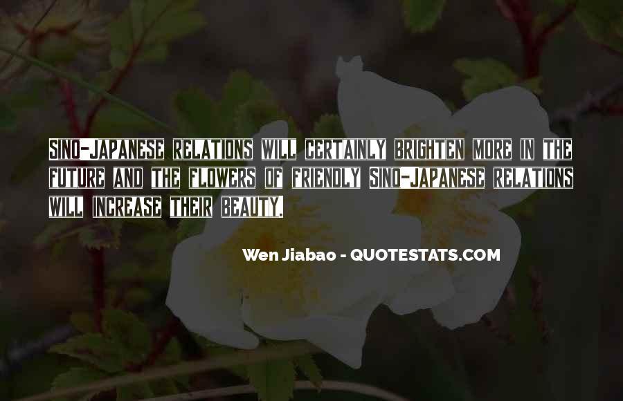 Wen Jiabao Quotes #625250
