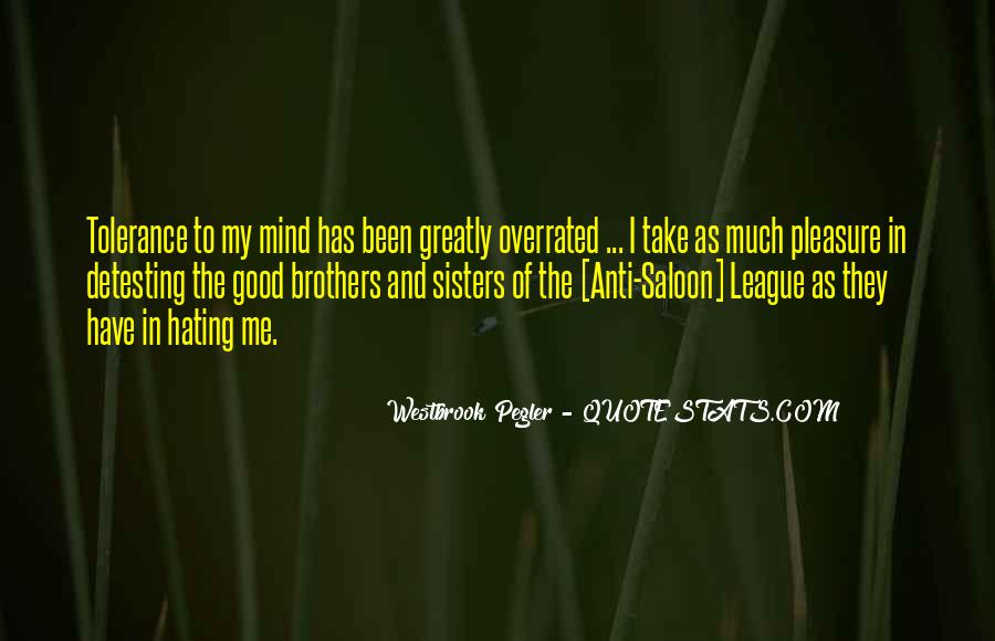 Westbrook Pegler Quotes #1608986