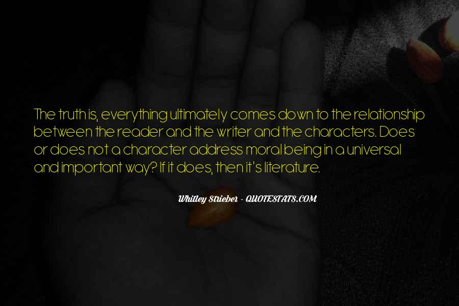 Whitley Strieber Quotes #1023089
