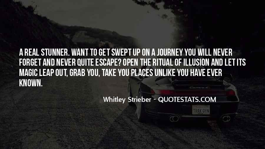 Whitley Strieber Quotes #1645486
