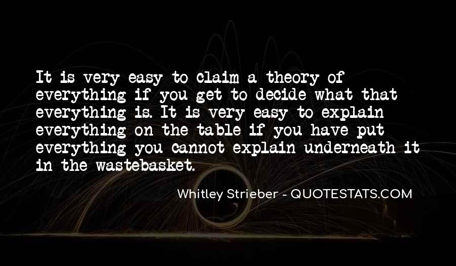 Whitley Strieber Quotes #860456