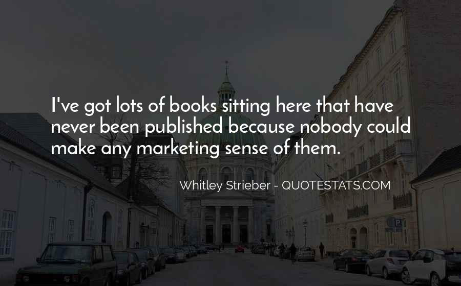 Whitley Strieber Quotes #90260