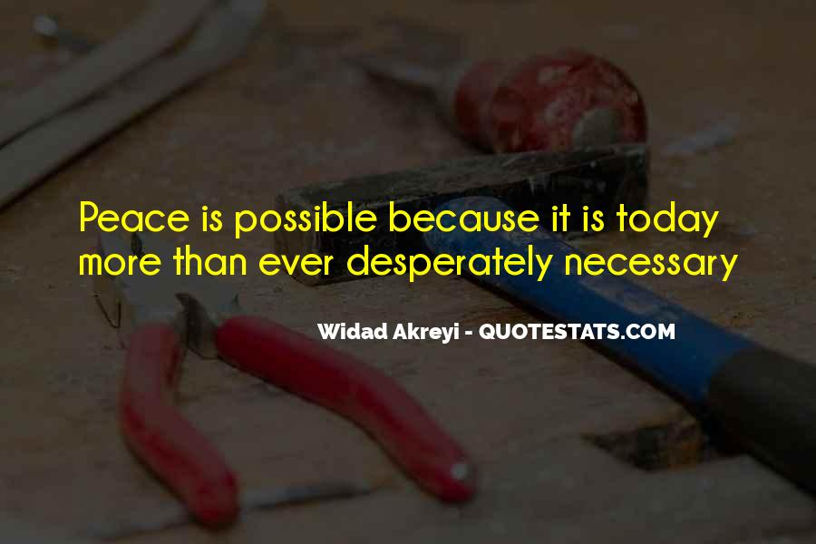 Widad Akrawi Quotes #1533839